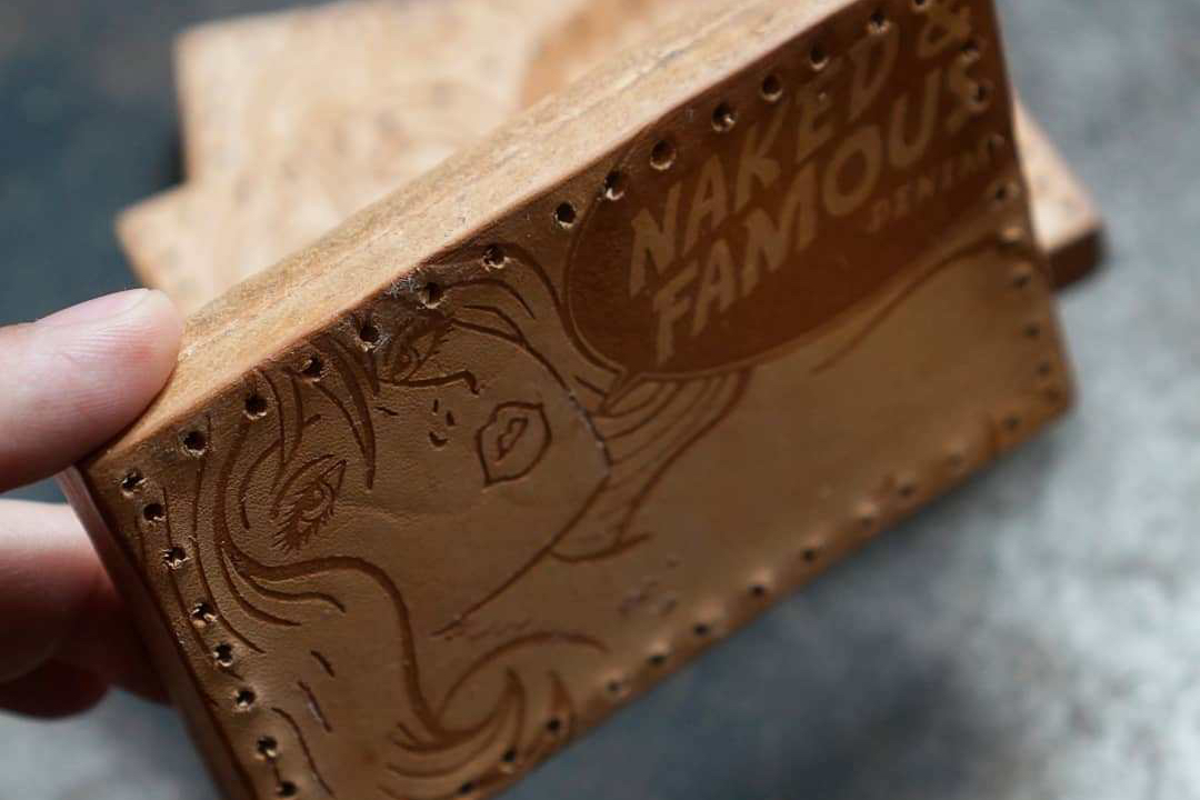 Naked and Famous Denim Teases New Super Heavy Weight Denim – HDK