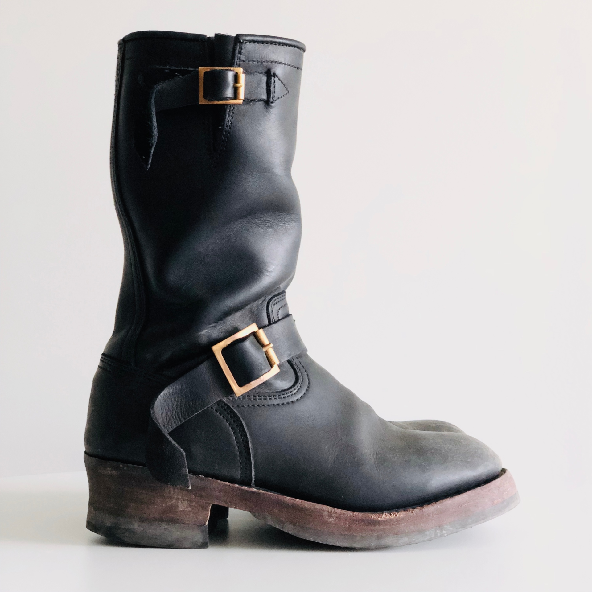 Dayton Stoker Engineer boot